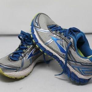BROOKS ADRENALINE GTS 15 Women Blue Silver Running